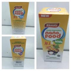 Suplemen Anak ( Nano Food Kids )