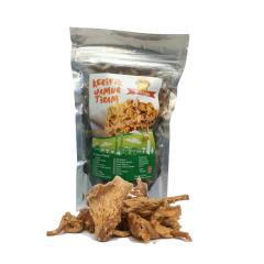 Alfian kripik jamur tiram original [100gr]