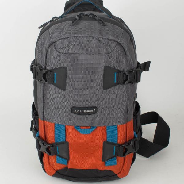 Kalibre Travel Pouch Adaptic 04 Grey-Orange 920584048