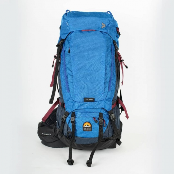 Kalibre Loader Pro 60 Biru Tas Gunung 60 L Hiking Carrier 911053482