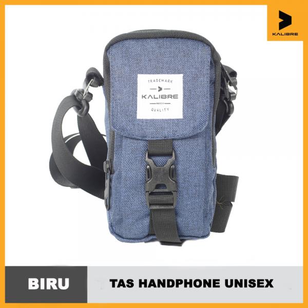 Kalibre tas hp smartphone case 928080999 BIRU