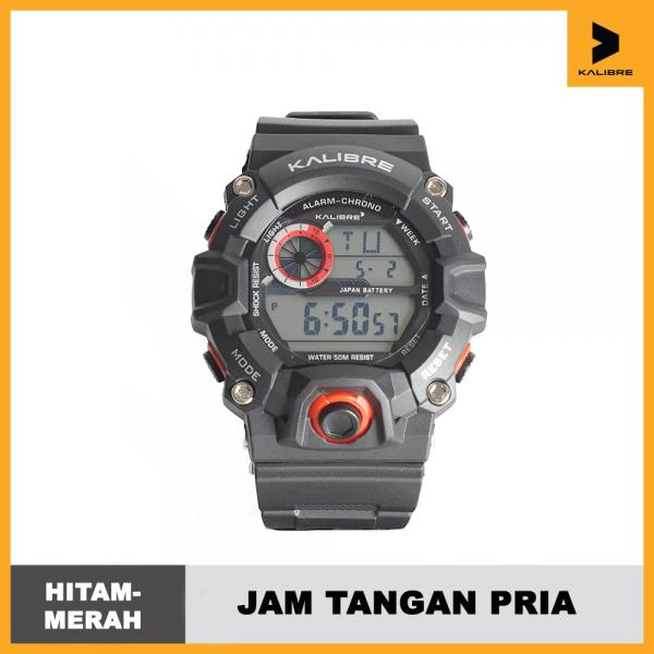 Jam Tangan Digital Outdoor Kalibre Watch Verbo 996228060