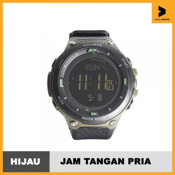 Jam Tangan Digital Outdoor Kalibre Watch Veelo 996278030