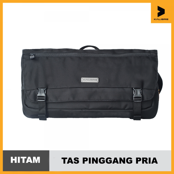 Tas Pinggang Pria Kalibre Waist Bag Protostar 3L 921190000
