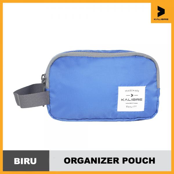 Kalibre Organizer Pouch 931095999 Biru