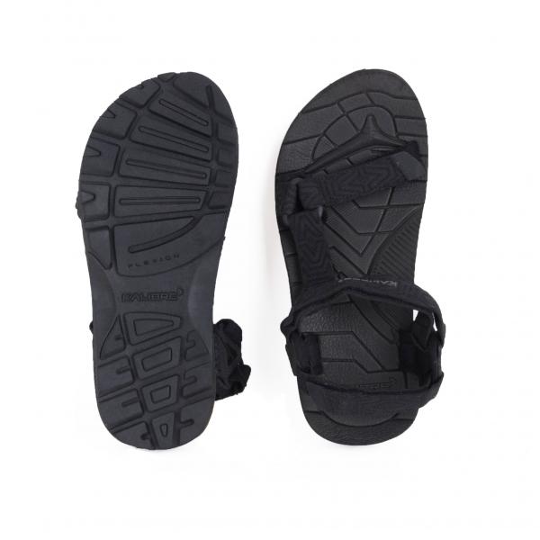 Kalibre Sandal Palang Flexion 02 960048000 HITAM
