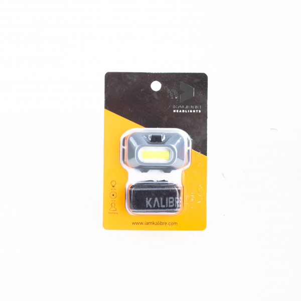 Kalibre Head Light 02 994301010 Grey