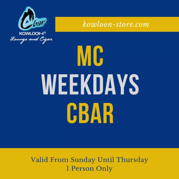 CBAR MC WEEKDAYS