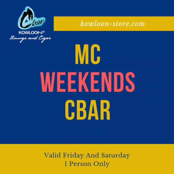CBAR MC WEEKENDS