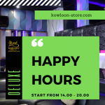 HAPPY HOURS DELUXE