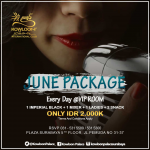 JUNE PACKAGE