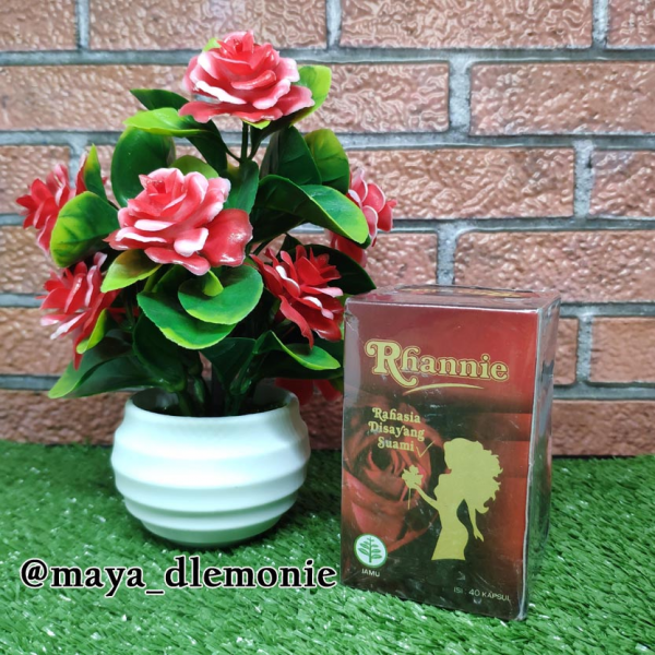 RHANNIE Ramuan Madura Asli Khusus Wanita