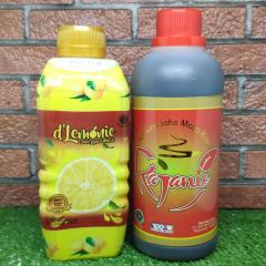 D'RAJA / Paket d'Raja/ Dlemonie + Rajanie