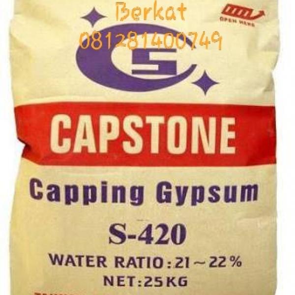 CAPPING GYPSUM
