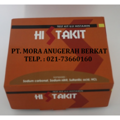 TEST KIT UJI HISTAMIN