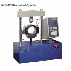 MARSHALL STABILITY TESTER