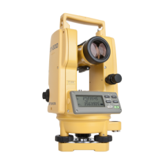TOPCON ELECTRONICS DIGITAL THEODOLITE DT-200/200L SERIES