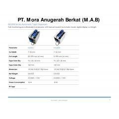 M1000 Series Automatic Tape Dispenser