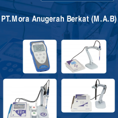 Portable pH Meter EC-20-pH and  EC-25-pH