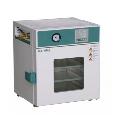 VACUUM DRYING OVEN - (Programmable Vacuum Degree Controller)