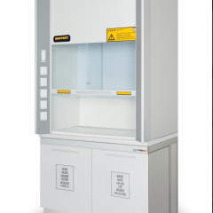 CABINET WITH ASPIRATOR
