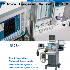Anaeston 3000PS Anesthesia Machine - ANESTHESIA MACHINE