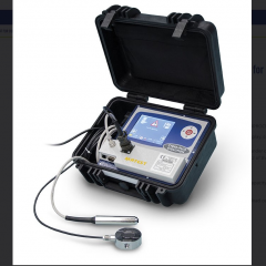 CALIBRATION EQUIPMENT FOR DUCTILOMETERS WITH DATA ACQUISITION