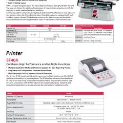 Printer SF40A