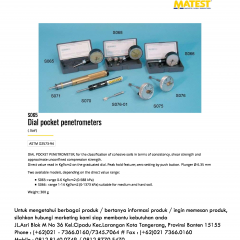 POCKET PENETROMETERS