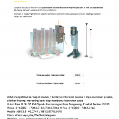 ​PARTICLE SIZE ANALYSIS OF SOILS HYDROMETER METHOD