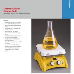 Thermo Scientific Cimarec™ Basic Stirring Hotplates