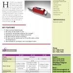 DIGITAL CONCRETE TEST HAMMER HT-225D / HT-75D / HT-20D