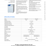 CO2 INCUBATOR WATER JACKETED