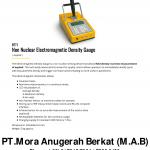 NON NUCLEAR ELECTROMAGNETIC DENSITY GAUGE