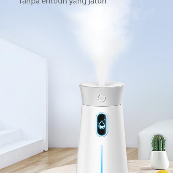 Konka Humidifier Diffuser Aromatherapy Pengharum Ruangan Mobil dengan Fungsi USB charger Power1