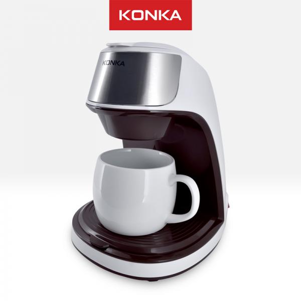 KONKA Coffee Maker Mesin pembuat Kopi listrik KCF-CS2