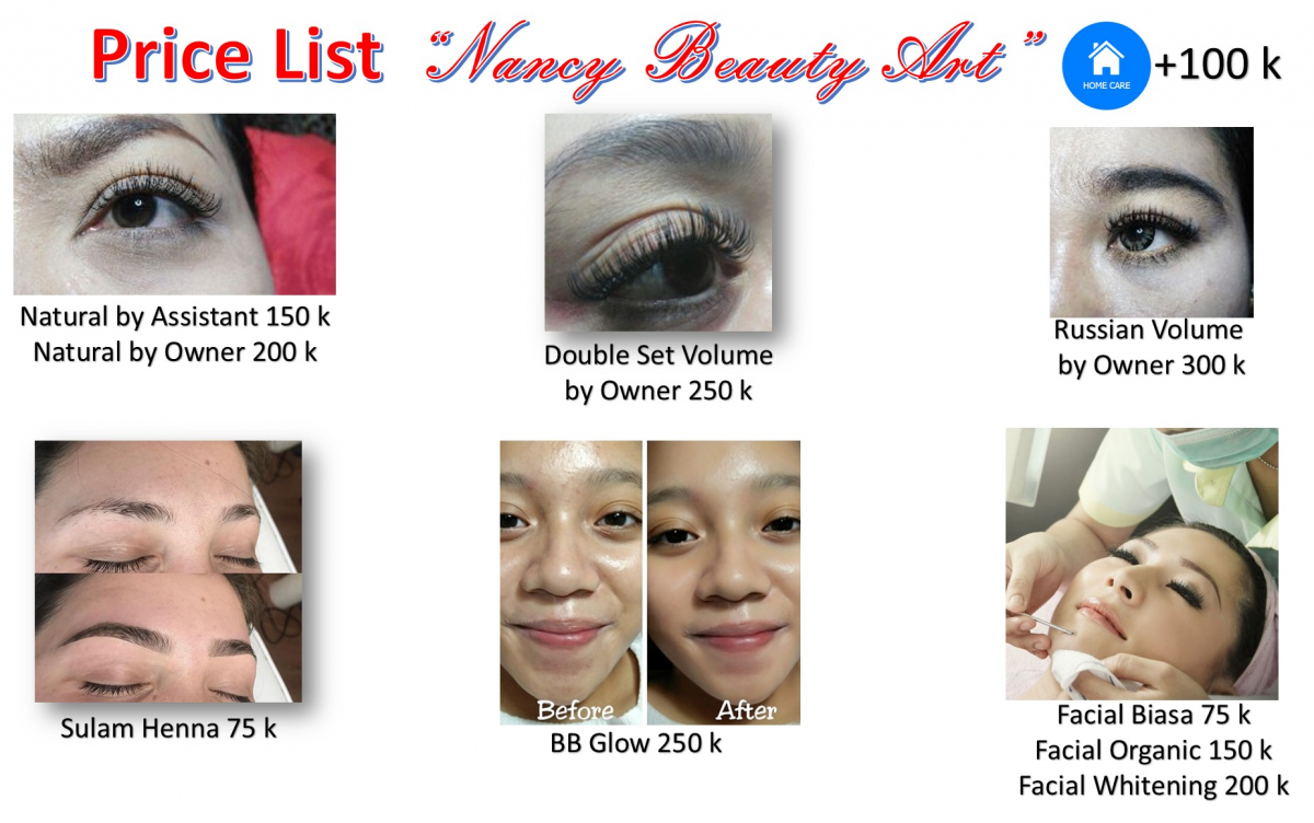 eyelash extension surabaya