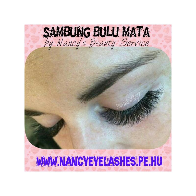 jasa eyelash extension bisa dipanggil kerumah area surabaya