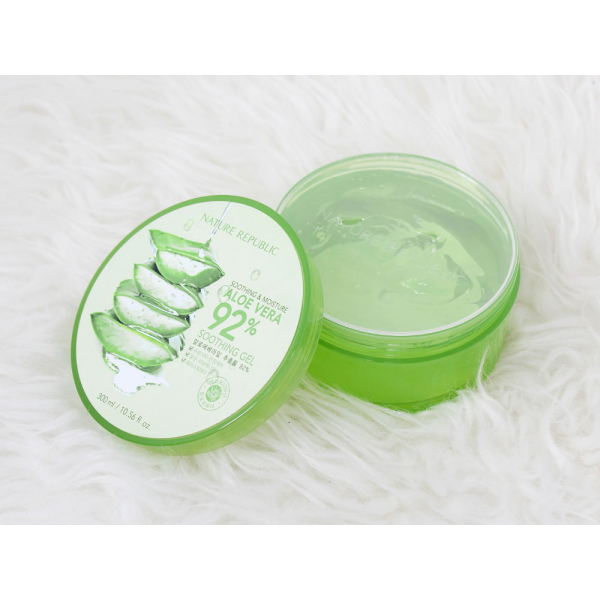 aloevera gel nature republic 100% original