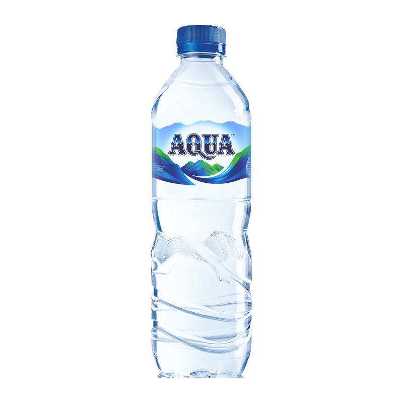 Air Mineral AQUA 1500 ml
