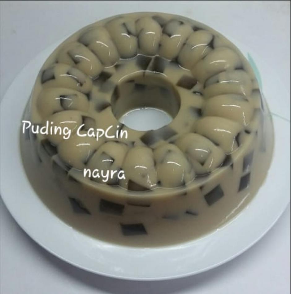 puding capcin