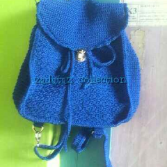 Latri All Blue Backpack nylon