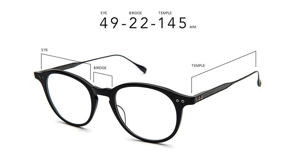 Cara Membaca Ukuran Frame Kacamata