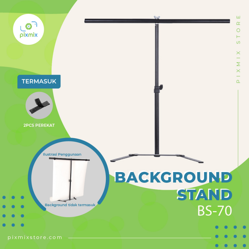 BACKGROUND STAND BS-70
