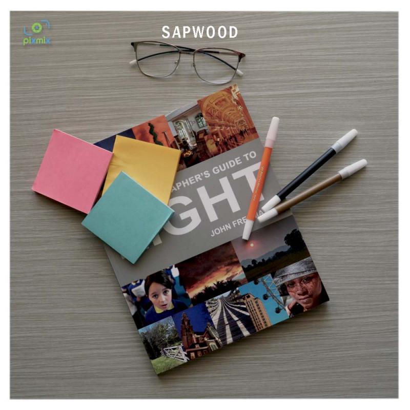 Texture Sapwood 100 x 120 cm
