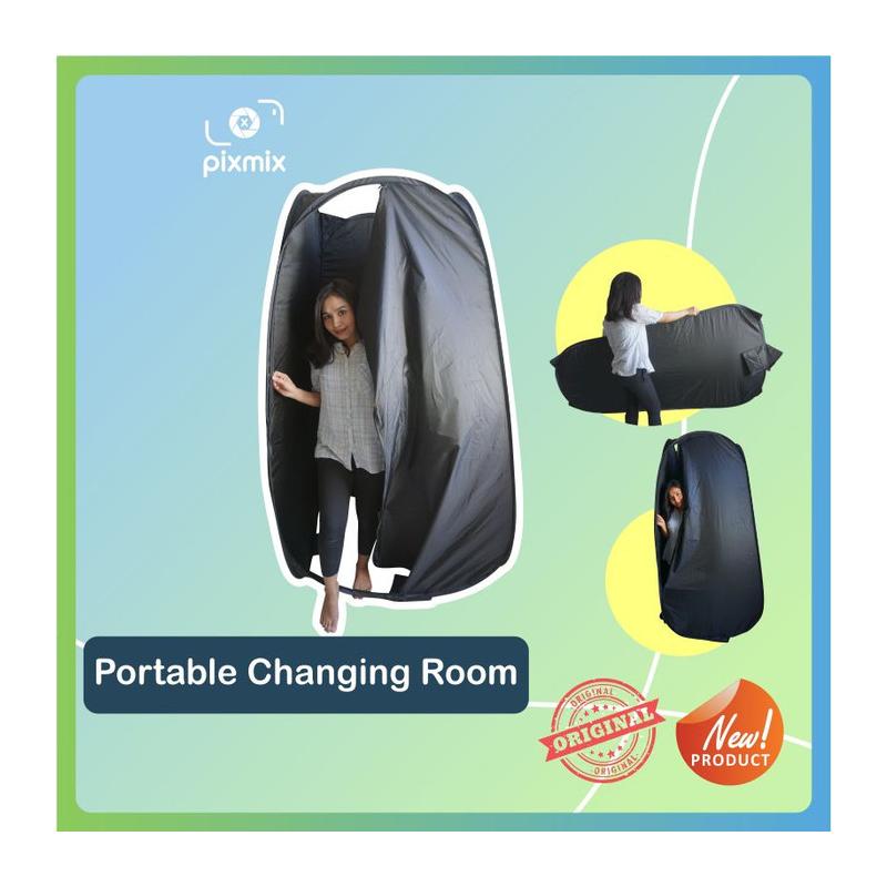 Ruang Ganti Baju Portable | Portable Dress Room / Changing Room