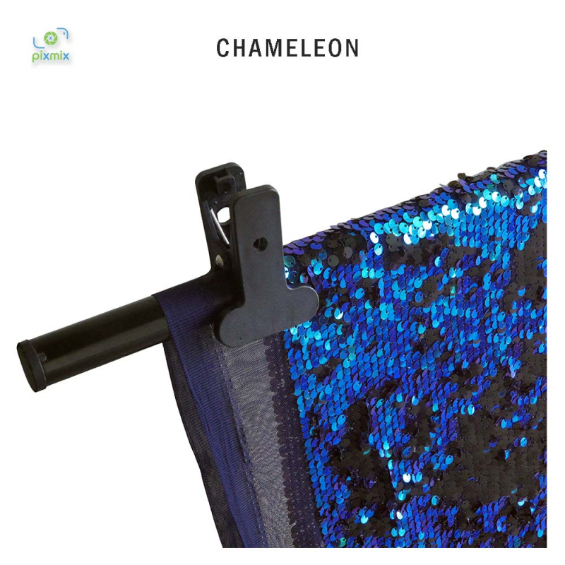 Glitter Chameleon 100 x 150 cm