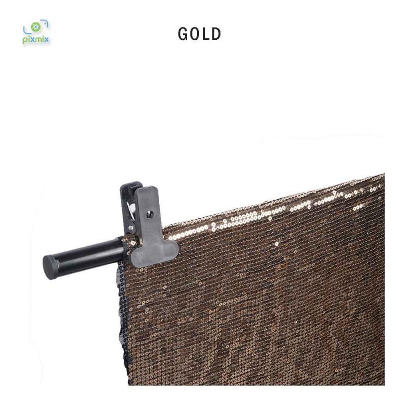 Glitter Gold 300 x 150 cm