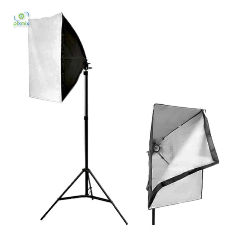 Paket Softbox Bracket 1 + Stand