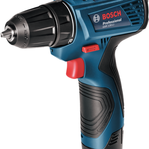 Bor/Mesin Bor Tanpa Kabel Bosch GSR 120-LI Professional